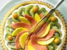 Tropical Fruit Tart recipe