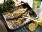 Trout with Wine Sauce recipe