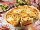 Tuna and Vegetable Quiche recipe
