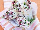 Tuna Dill Wraps recipe