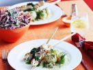 Tuna Kebabs with Potatoes recipe