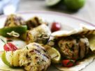 Turkey Meatball Kebabs recipe