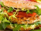 Turkey Patty Sandwiches recipe