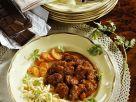 Turkey Ragout with Spaetzle recipe