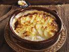 Turnip and Potato Au Gratin recipe