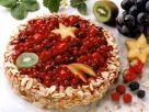 Vanilla Berry Cake recipe