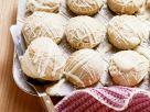 Vanilla Muffins with White Chocolate recipe