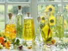 Various Oils with Herbs recipe