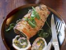 Veal Roulade Stuffed with Spinach recipe