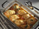 Veal Roulades with Pepper Sauce recipe
