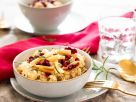 Vegan Parsnip Risotto with Pomegranate recipe