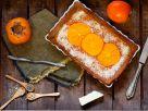 Vegan Persimmon Cake with Chia Seeds recipe