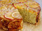 Vegan Poppyseed and Caramelized Orange Cake recipe