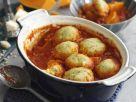 Vegan Ragout with Dumplings recipe