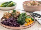 Vegan Savoy Cabbage Roulades recipe