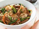 Vegetable and Beef Teriyaki Stir Fry recipe