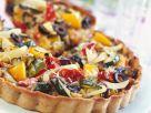 Vegetable and Gruyere Tart recipe