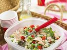 Vegetable and Rice Salad with Salmon recipe