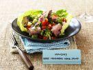 Vegetable Beef Salad with Herbs recipe