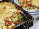 Vegetable Casserole with Mashed Potato Topping recipe