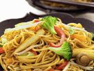 Vegetable Noodle Stirfry recipe