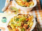 Vegetable Pasta Casserole recipe