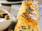 Vegetable Puff Pastry Strudel recipe