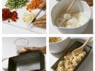 Vegetable Quiche with Ham recipe