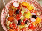 Vegetable Salad with Quinoa recipe