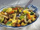 Vegetable Stew with Mixed Meat recipe