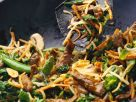 Vegetable Stir-fry with Beef recipe