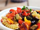 Vegetable Stir-Fry with Pasta recipe