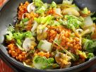 Vegetable Stir-Fry with Red Lentils recipe