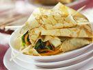 Vegetable Stuffed Crepes recipe