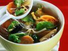 Vegetable Wonton Soup recipe
