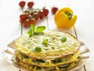 Vegetarian Pancake Stack recipe