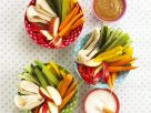 Veggie Party Snacks recipe