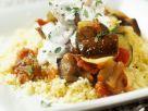 Veggie Stew over Couscous recipe