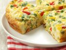 Venetian Frittata with Noodles and Vegetables recipe