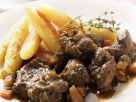 Venison Ragout with Potatoes recipe