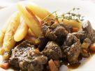 Venison Ragout with Potatoes recipe