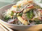 Vermicelli and Mangetout Salad recipe