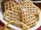 Waffles with Hazelnuts recipe