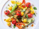 Warm Summer Vegetable Salad recipe