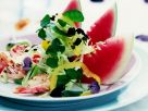 Watermelon and Prawn Salad recipe