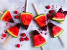 Watermelon on a Stick with Chocolate recipe