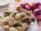 Weihnachtlicher Kaiserschmarren (Christmas Pancake) recipe
