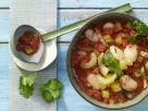 White Bean and Bell Pepper Chili recipe
