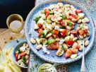 White Bean Salad with Feta Cheese recipe