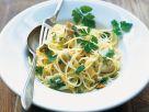 White Fish Spaghetti recipe